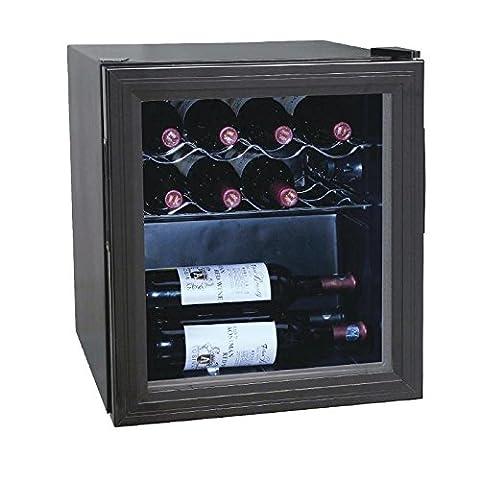 Polar Wine Cooler 11 Bottles 510X430X480mm Drinks Chiller Refrigerator