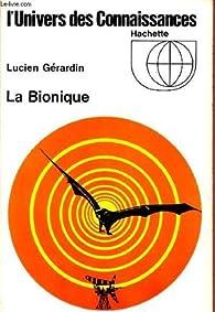 La bionique par Lucien Gérardin