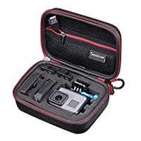 Smatree G75 Carrying Case for GoPro Hero 2018/Gopro Hero 6/5/4/3/2/1(Camera and Accessories Not Included)