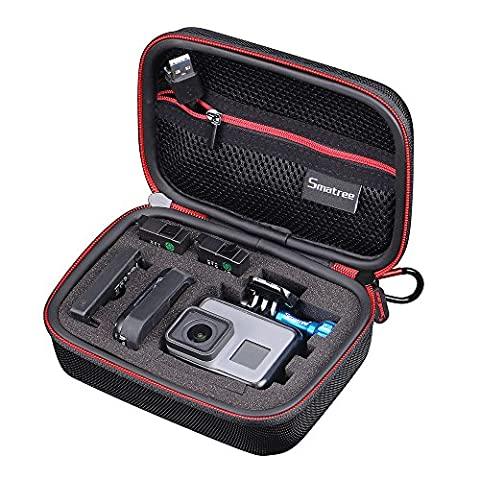 Smatree SmaCase G75 Carrying Case for Gopro Hero 6/5/4/3+/3/2/1(Camera and Accessories NOT (Specialized Elettronica)