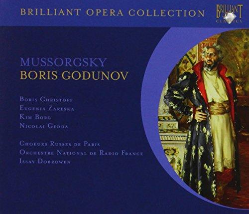 Boris Godunov [Import allemand]