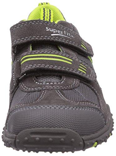 Superfit SPORT4 Jungen Sneakers Grau (STONE 05)
