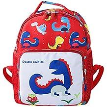 Mochila Sencillo Vida para Niños con Dseño Animal de Dibujos Animados. Backpack Toddler School Bag