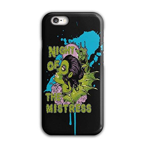 Nacht Von Herrin Zombie Horror USA iPhone 6 / 6S Hülle   (Zombie Herrin Kostüme)