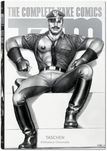 Preisvergleich Produktbild Tom of Finland. The Complete Kake Comics