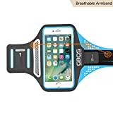 Best Running Armband For Samsung Galaxy S6 - GBOS Sports Running Armband for Samsung Galaxy S6 Review