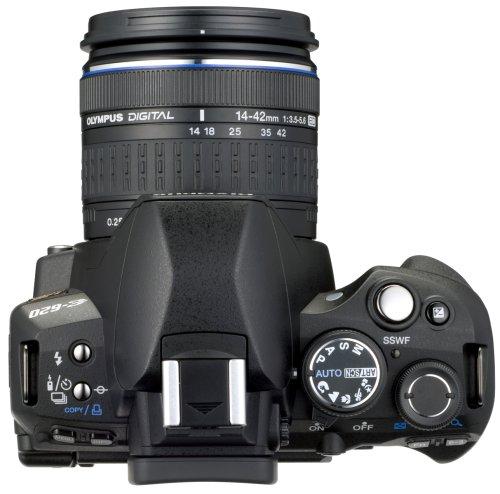 Best Saving for Olympus E-620 Digital SLR Camera (14-42mm Lens Kit) on Amazon
