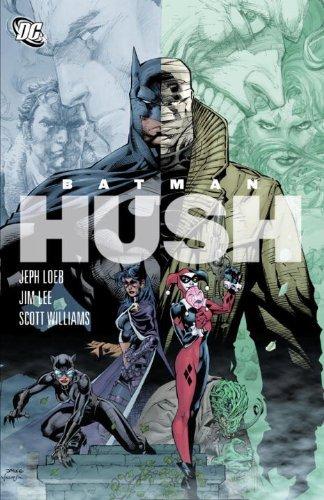 By Jim Lee - Batman Hush Complete TP