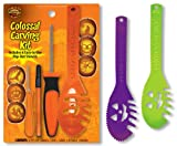 Pumpkin Carving Kit con Stencils