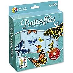 Smart Games - Mariposas, juego educativo (Lúdilo SG495)