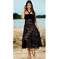 Black Sarong & Cover Ups For Women