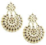 Mehrunnisa Traditional Kundan & Pearls B...