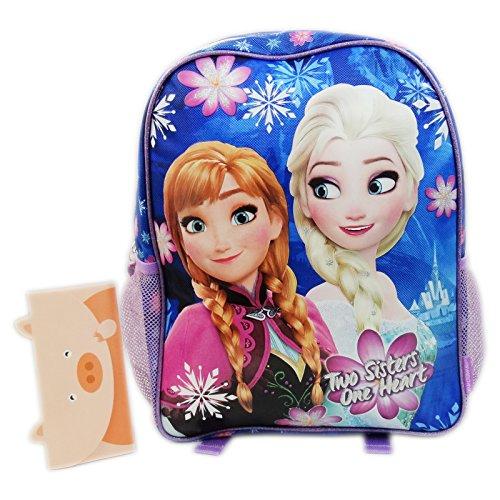 Disney La Reine des Neiges Snow Sàc à Dos pour l'école pre-Scolaire Cartable