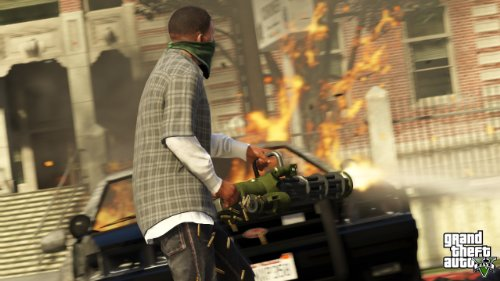 Grand Theft Auto V – [PlayStation 3] - 25