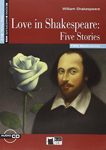 RT.LOVE SHAKESPEARE 5 ST+CD