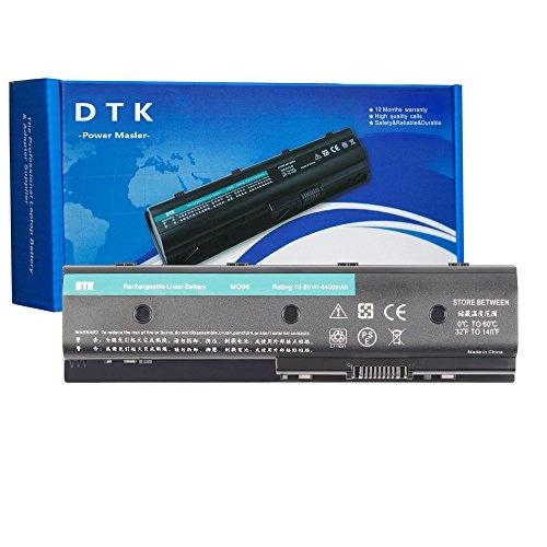 DTK® 671731-001 MO06 HSTNN-LB3N HSTNN-YB3N Laptop Batterie Li-ion Akku für HP Pavilion DM6 DV4-5000 DV6-7000 DV7-7000 M6 M7 Envy DV4-5200 DV6-7200 M6-1100 Series [10.8V 4400MAH] (Akku Pavilion Hp Laptop Dv4)