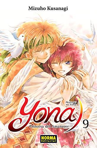 Yona, Princesa del Amanecer 9