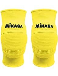 Mikasa MT8premier Paire Genouillères Volley Volleyball jaune fluo