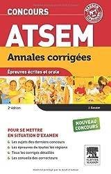 Annales corrigées Concours ATSEM 2E