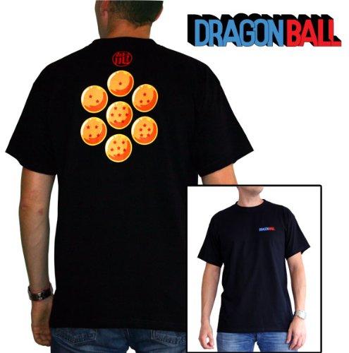 Dragonball Z - Kristall-Kugel T-Shirt Gr. M Tee Original und Lizensiert (Anime Cosplay) (Dragon Ball Z T Shirt Kostüme)
