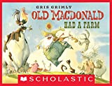 Old MacDonald Had A Farm (English Edition)