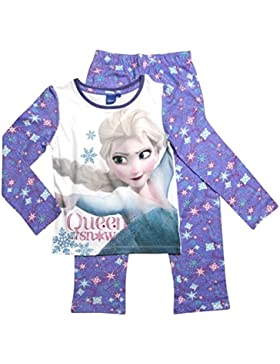 Frozen Pyjama Ökotex Standard 100 Die Eiskönigin Kollektion 2018 Schlafanzug 98 104 110 116 122 128 Völlig Unverfroren...