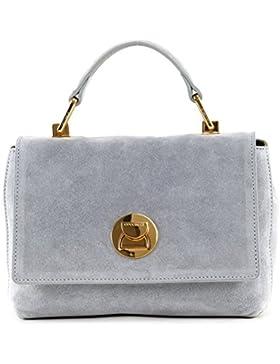 Coccinelle Mini Bag Umhängetasche Leder 24 cm