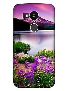 High Quality Printed Designer Back Cover For LG Google Nexus 5X