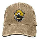 RGFJJE Funny Hat Baseball Cap Outta Hufflepuff Adjustable Cotton Cap