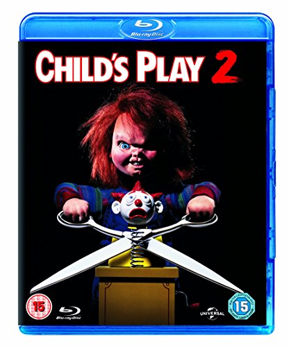 Child'S Play 2 (Blu-ray Play Childs)