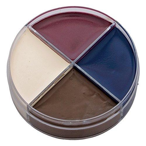 Leiche Make-up Schminkdose