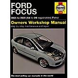 Ford Focus Petrol Service and Repair Manual (Haynes Service and Repair Manuals)