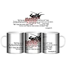 Creepyshirt - FINAL FANTASY VI INSPIRED - QUOTES MUG