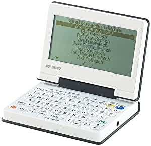 Traducteur électronique de poche ''VT-3527'' - 27 langues
