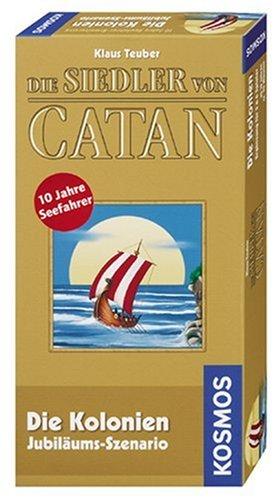 KOSMOS - 693312 Die Siedler von Catan Seefahrer Jubilums-Szenario Die Kolonien