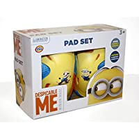 Despicable Me minion made pad set
