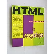 Html In Easy Steps (In Easy Steps Series) by Chris Russell (1997-11-13)
