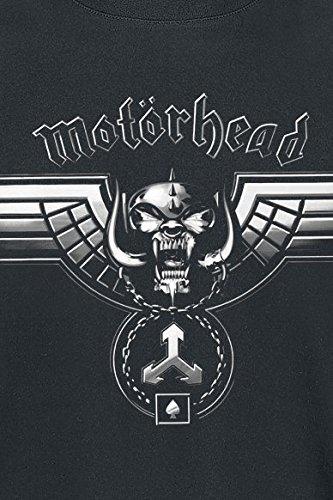 Motörhead Winged Warpig T-Shirt schwarz Schwarz
