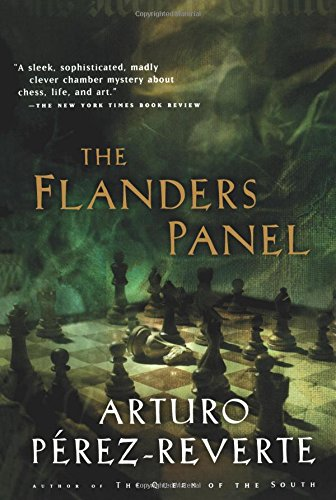 The Flanders Panel (Paperback)