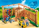 PLAYMOBIL® 4280 - PKW- und Gerätestellplatz