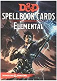 Dungeons & Dragons: Elemental Evil Spellbook Cards (43Ca [Edizione: Germania]