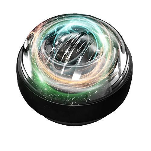 Unbekannt Handballen, Modelle Gyroskope - Handgelenk stark, Griff Siator, Griff Sion Ball Gyro GyroSkope Selbststartendes Platin-Modell glühen