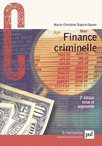 Finance criminelle : Comment le crime organisé blanchit l'argent sale