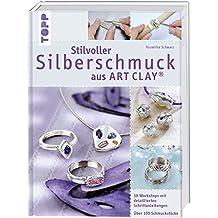 Stilvoller Silberschmuck aus ART CLAY: einfach selbst gestaltet