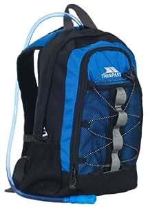 Trespass Slake 15L Rucksack with 2L Hydration Bladder Blue