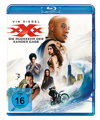 Bild von xXx - Die Rückkehr des Xander Cage [Blu-ray]