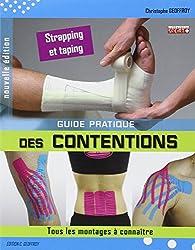 Guide pratique des contentions : Strapping & taping, tous les montages à connaître