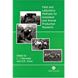 Field and Laboratory Methods for Grassland and Animal Production Research (Cabi)