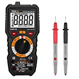 Tacklife DM01M Advanced Version Digital Multimeter Multi Tester mit 6000 Counts, True RMS