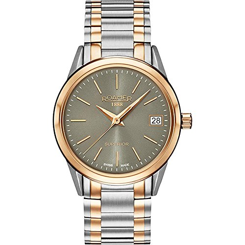 Roamer of Switzerland Women's Superior 30mm Quartz Watch 508856 49 05 51